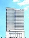 This is how the hotel will look, facing Ontario Avenue.