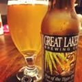 This is the Local Beer You Should Drink When You Watch a Cavs Game, According to Thrillist