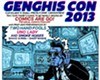 "This year's installment of Genghis Con, the annual comic con that highlights Cleveland's many talented graphic artists and illustrators, will feature both a convention and concert this year. The convention portion of the event begins at 2 p.m. The local podcast Comics are Go! will host panel discussions, and artists from Cleveland and the region will display their work. Then, at 7 p.m., local acts All Dinosaurs, Uno Lady and Smoke Noises (a collaboration project featuring local acts Smoke Screen and Ghost Noises) will perform. ""Should be pretty weird and awesome,"" promises organizer John G. Tickets are $5.(Niesel)"