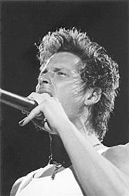 Three-quarters Rage to one-quarter Soundgarden - equals a brand-new band. - WALTER  NOVAK