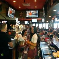 10 Downtown Cleveland Bars, Great for Pre-Gaming Tilted Kilt is located at 21 Prospect Ave. Call (216) 771-5458 for more information. Photo Courtesy of Brittney Mehalik, Instagram