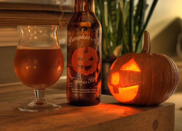 Great Lakes Brewing Company- Pumpkin Ale