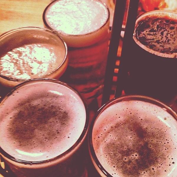Cornerstone Brewery- Linus' Revenge