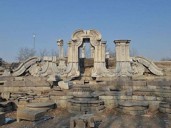 Sunday, March 30: Beautiful Ruins