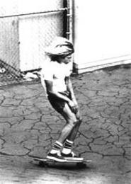 Tony Alva emerges from Dogtown and Z-Boys the Chuck Berry of skateboarding--a pioneer, the first and maybe the best to ever ride the deck. - KENT  SHERWOOD