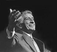 Tony Bennett soaks in the love at his December 8 - Palace Theatre show. - WALTER  NOVAK