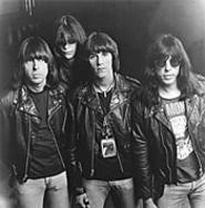 Too tough to die: The Ramones are one of more than - 50 bands featured on Rhino's No Thanks! - boxed set.