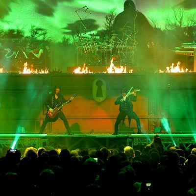 Trans-Siberian Orchestra Performing at the Q