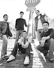 Travelin' band: O.A.R. graduates to the big rock clubs.