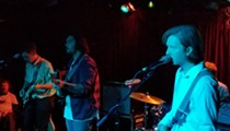 Indie Rockers Parquet Courts Showcase Their Uptempo Style at Grog Shop Show