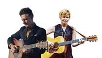 Singer-Songwriters Lyle Lovett and Shawn Colvin to Perform at the Goodyear Theater in March