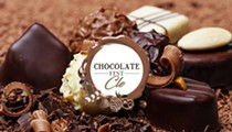Chocolate Fest Takes Place Today at Lago
