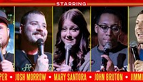Accidental Comedy Records Live Album at The Winchester This Wednesday