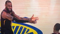 You Can Bid On J.R. Smith's Game-Worn Jersey From Infamous Game 1 Of NBA Finals