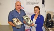 Gonzalo and Lilliana Egozcue are the Couple Behind Your Favorite Spoonfuls of Gelato Across Cleveland