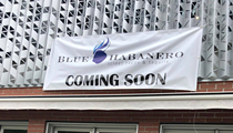Blue Habanero Street Tacos and Tequila Opens Tomorrow in Gordon Square