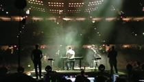Watch Mumford and Sons' Cover of NIN's 'Hurt' From Saturday Night's Quicken Loans Arena Show