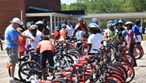 Greater Cleveland Sports Commission to Distribute 150 Bicycles to Cleveland Youth