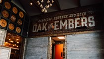Oak and Embers Tavern is One of the Best Bourbon Bars in America, The Bourbon Review Says