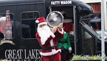 Great Lakes Christmas Ale First Pour Goes Down Thursday, Oct. 24