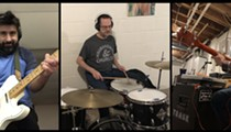 Veteran Local Drummer Helped Shape the Songs on the New You're Among Friends Album