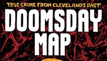 """Death, Destruction, Vice & Sleaze: Jake Kelly Releases the First Installment of Cleveland True Crime Series """"Doomsday Map"""""""