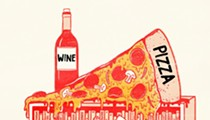 Visible Voice Will Give You Bookstore to Yourself, Pizza and a Bottle of Wine for $50