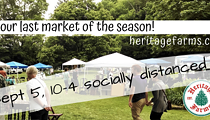 Summer's Last Socially Distanced Peninsula Flea To Take Place Sept. 5