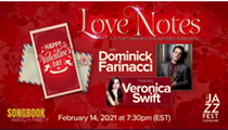 Dominick Farinacci To Livestream Special Valentine's Day Concert From Cleveland
