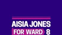 Black Lives Matter Leader Aisia Jones Announces City Council Candidacy in Ward 8