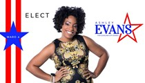 Ashley Evans Launches Candidacy for City Council in Ken Johnson's Ward 4