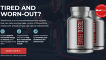 TestoPrime - Legit Testosterone Booster | Reviews 2021 | Side Effects, Ingredients and Price of Testo Prime
