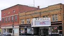 Cleveland Cinemas' Apollo Theatre in Oberlin to Open June 4