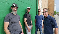 Local Rockers City of Invention To Release Debut Album on July 27