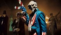 The Purge: Election Year is Fast, Funny and Incredibly Loud.