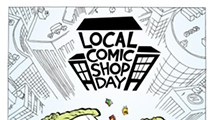 Local Comic Shop Day Ushers In Holiday Shopping Frenzy