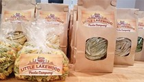 Little Lakewood Pasta Co. is Small But Mighty