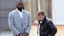 LeBron James Taped a Carpool Karaoke Segment With James Corden