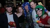 Yuri's Night Returns to the Great Lakes Science Center Tonight