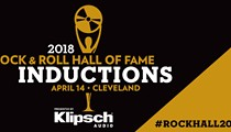 Next Year's Rock Hall Inductions to Take Place on April 14 at Public Hall