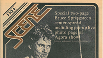 Former WMMS Program Director On the Legacy of Bruce Springsteen's Legendary 1978 Agora Concert