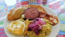 La Morenita Restaurant Brings Dominican Fare to Clark-Fulton Neighborhood
