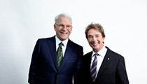In Advance of Their Performance at Jacobs Pavilion at Nautica, Steve Martin and Martin Short Discuss Mixing Comedy and Music