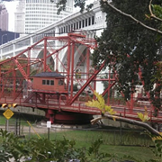 Center Street Swing Bridge in Flats Closed Indefinitely