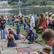 Cleveland Museum of Art Will Host Print Club Fair and Chalk Festival