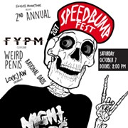 Second Annual Speedbump Fest to Take Place on October 7