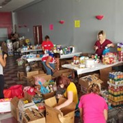 Amid Hurricane Devastation, Donations Will Be Shipped from Lorain to Puerto Rico This Week