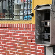 Say Goodbye to Cleveland's Old Payphones