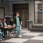 """One Flew Over the Cuckoo's Nest"" Fails to Soar at Beck Center"