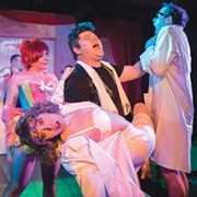 There are Some Loose Ends to 'The Rocky Horror Show' at Blank Canvas Theatre